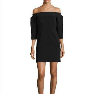 Camilla and Marc Esta Mini Black Dress SZ M